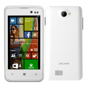 India Desire: Celkon WIN 400 Windows 8 Mobile Phone - White @3349/-