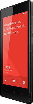 India Desire: Redmi 1S(Metal Gray, 8 GB) @ 5999/-
