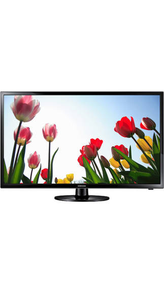 India Desire:Samsung 24H4003 24 Inch LED TV (HD/HD Ready) @11625/-