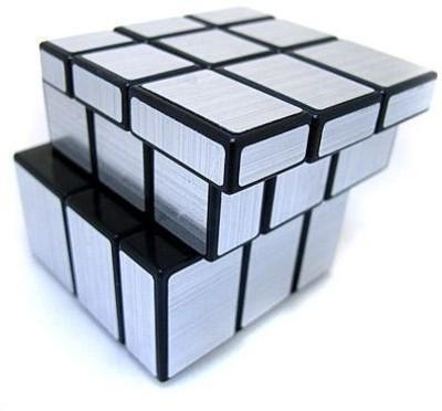 India Desire: Shengshou 3x3 Silver Mirror Cube @ 197/-