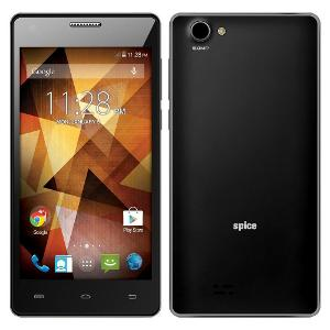 India Desire: Spice 5 inch (12.7 cm) Quad Core 3G Android Phone Mi-511 @4999/-
