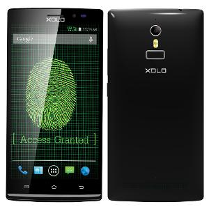 India Desire: Xolo 5.5inch (13.97cms) Android Finger Print Phone - Q2100 @9999/-