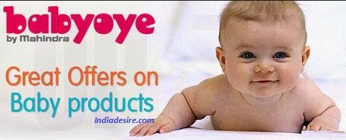 Babyoye deals & promocodes