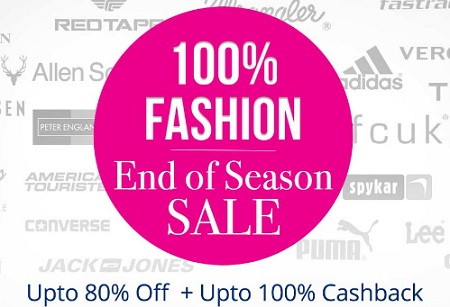 paytm 100% cashback offers and deals
