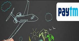 Paytm App deals get Rs.400 Cashback On Flight Ticket