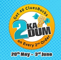 Shopclues 2 Ka Dum deal