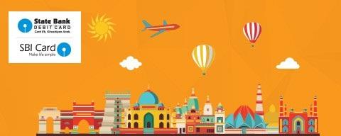 Tricksntricky : Yatra SBI Card Offer : Flat Rs1000 Off on Domestic Flights Via SBI Credit & Debit cards [SBI16]