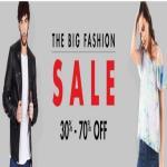 Amazon Big Fashion Sale start on 30th to 31st May