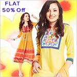 India Desire : Baisakhi Offer: Upto 50% To 70% Off On Men's & Women's Ethnic Wear